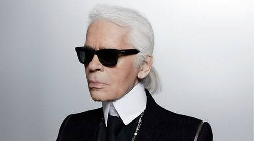 Legend Karl Lagerfeld - CLOTHES MAKE THE MAN