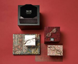 Wearing a piece of art – William Morris London Eyewear
