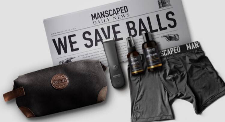 Short back and sides ? MANSCAPED keeping you smart all over - CLOTHES MAKE THE MAN